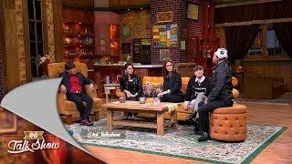 Ini Talk Show 20 Mei 2015 Part 2/6 - Marissa Jeffryna, Chika Jessica, Rini Ramadhany dan Luna Maya