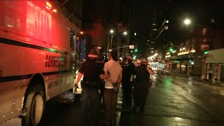NYC protesters arrested for violating curfew during George Floyd protests