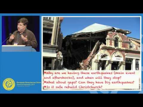 EGU2011: The 22 February 2011 Christchurch Earthquake