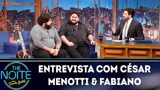 Baixar Entrevista com César Menotti & Fabiano | The Noite (17/04/19)