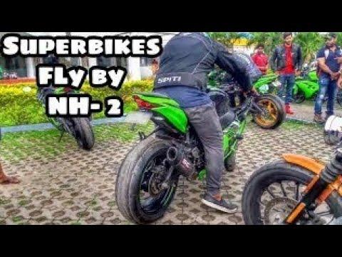 Super Bikes in India Nh75