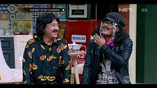 The Best Ini Talkshow - Kelucuan Duo Legend Dangdut Tanah Air