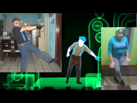 Just Dance 2014  Its You  Duck Sauce Collab with Antonia Contreras Gana