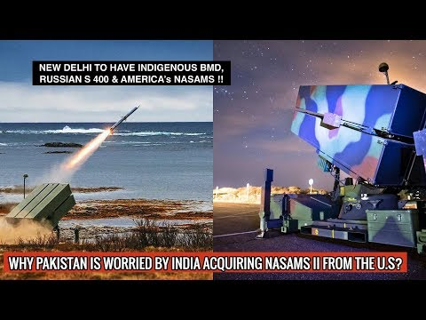 INDIA TO GET NASAMS 2 FROM THE U.S TO PROTECTS CAPITAL NEW DELHI !