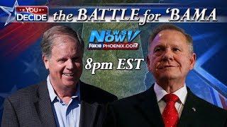 FULL COVERAGE: Alabama Special Election Senate Race Results - Roy Moore - Doug Jones (FNN)
