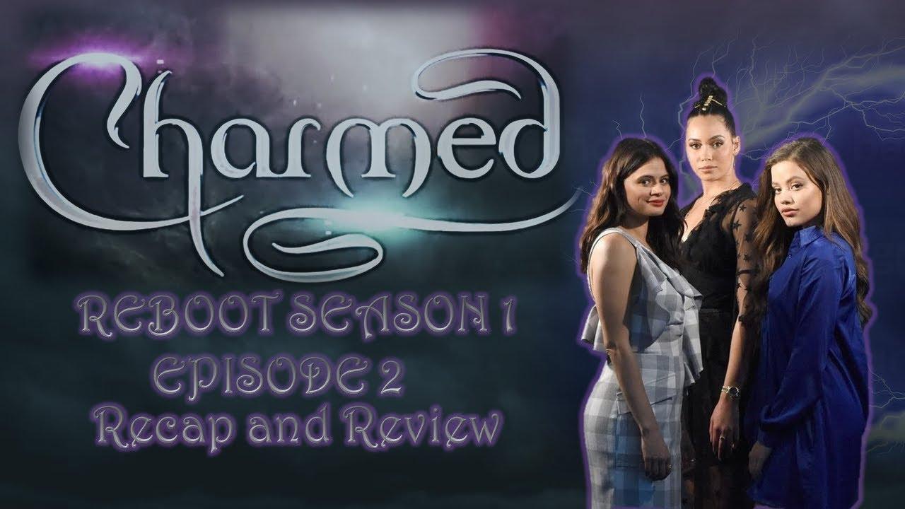Charmed Reboot Start