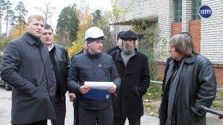 ВТВ - Объезд объектов благоустройства города