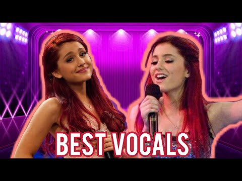 Cat Valentine best vocals!