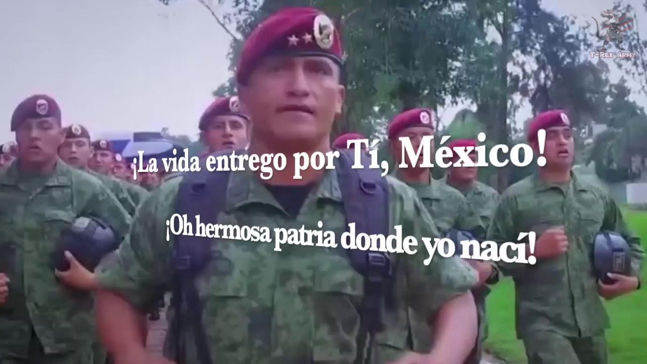 Ejército Mexicano - La vida entrego por México