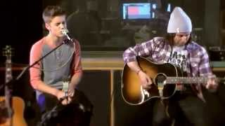 Repeat youtube video Justin Bieber - Catching Feelings in session for BBC Radio 1