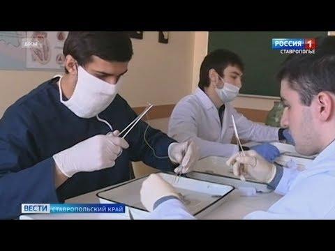Сельская медицина Ставрополья получает подкрепление