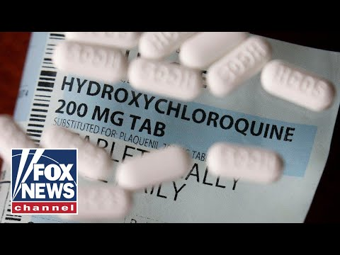 Study shows hydroxychloroquine cut death rates in some coronavirus patients