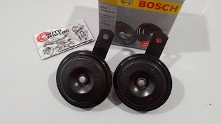 Bosch Automotive Horns FC2 EC6 and H3F Sound Tests