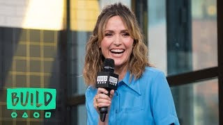 """Rose Byrne reveals that she was 6 months pregnant while filming """"Ju..."""