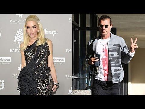 Gwen Stefani Hangs With Kourtney...