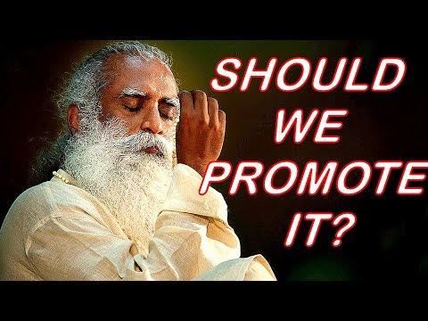Sadhguru - Do We Need To Promote Homosexuality?