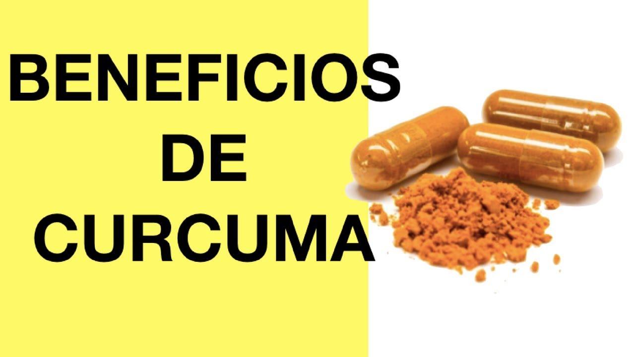 beneficios de la curcuma en capsulas