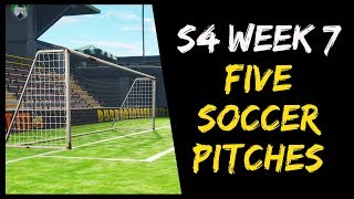 Score a Goal on Different Pitches (Fortnite: Season 4 Week 7 Battle Pass Challenges)
