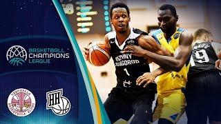 Ventspils v Nizhny Novgorod - Full Game - Basketball Champions League 2018-19