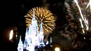 New Years 2009 / 2010 Countdown in the Magic Kingdom Thumbnail