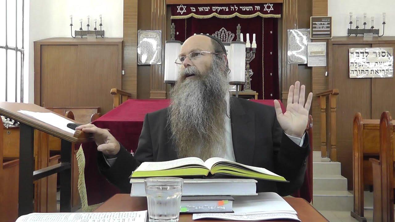 הרב דוד דודקביץ' - פרשת קדושים