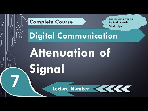 Attenuation of Signal and Significance of Decibels dB with Example
