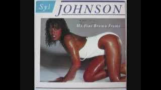 Syl Jonhson - Mrs Fine Brown Frame