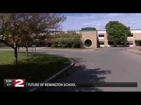 Central Valley School District looking to make decision on Remington Elementary's future