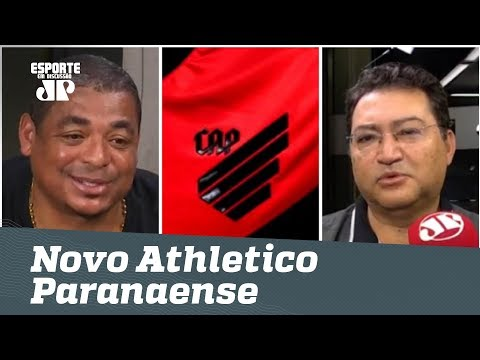 Novo Athletico Paranaense é legal ou zoado? Veja DEBATE!