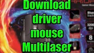 Download driver do mouse Multilaser