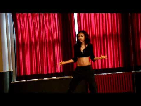 Tashi dances to Slow Wind  R. Kelly