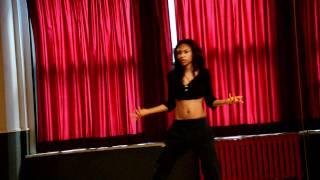 Tashi dances to Slow Wind - R. Kelly
