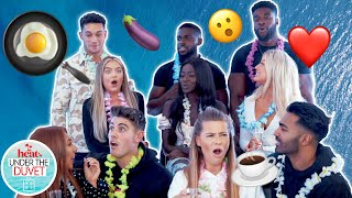 Did the right couple win?? The Love Island reunion you've been waiting for! ☕️👀