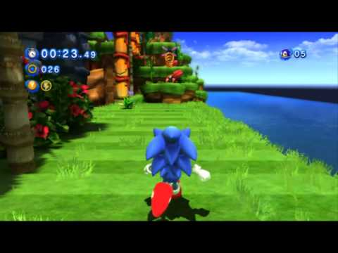 Sonic Generations Mods - Sonic 3Derations