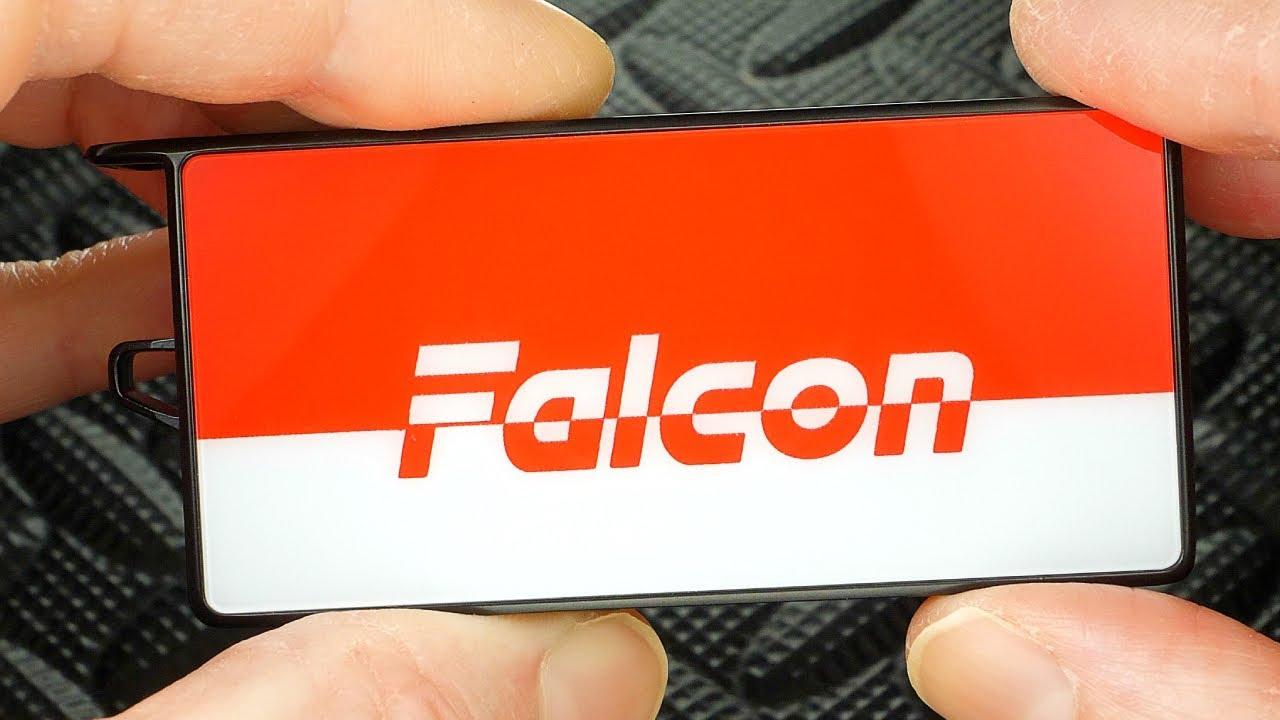 The FALCON Vape By OVANTY!