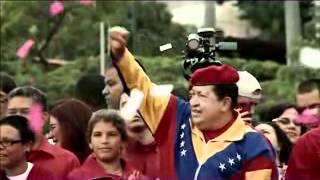 Canción oficial de la campaña de mi Comandante Presidente Hugo Chávez, viva la patria Venezolana