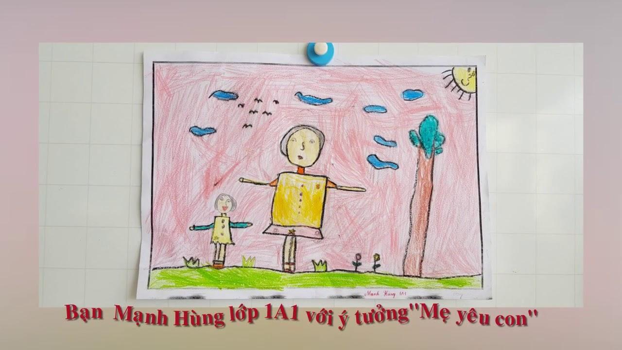 Cuộc thi vẽ tranh học sinh khối Tiểu học tại Hồng Đức school