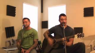 Inside Out by Eve 6 Acoustic Vocal and Guitar Cover