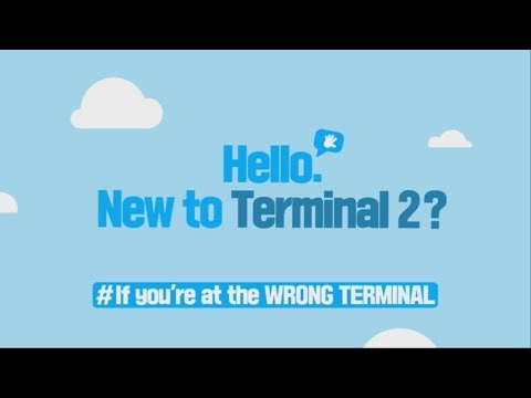 [Incheon Airport] New to Terminal 2? #if you're at the WRONG TERMINAL _ENG