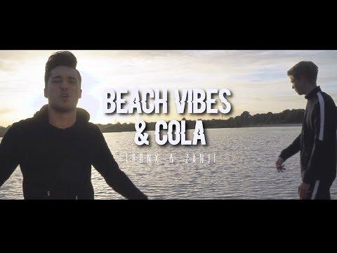 TRONX & ZANJI - Beach Vibes & Cola (Official Video)