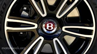 Bentley Continental GTC V8 2012 Videos