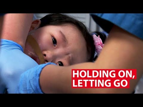 Holding On, Letting Go | Inside The Children's ICU | CNA Insider