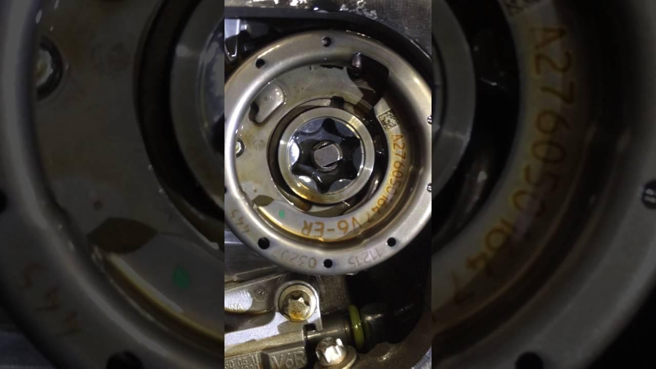 2012 ml 350 276 engine rattle on start worn adjuster for Mercedes benz engine number check