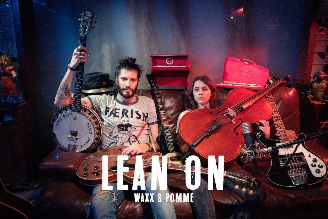 LEAN ON - Magazine cover