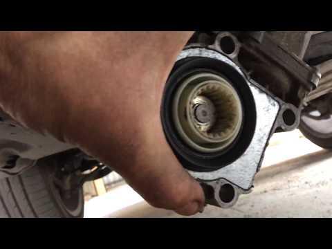 как проверить сервопривод раздатки BMW Х5 Е53