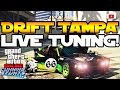 GTA 5 Online - Declasse Drift Tampa Live Tuning Bei LS Customs! [Cunning Stunts Update]