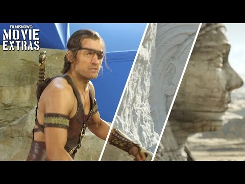 Gods of Egypt - VFX Breakdown by UPP (2016)