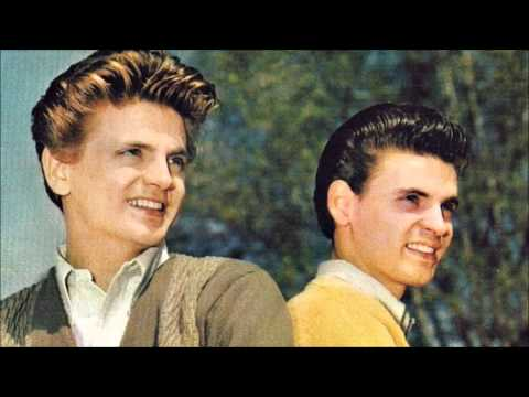 The Everly Brothers - Autumn Leaves