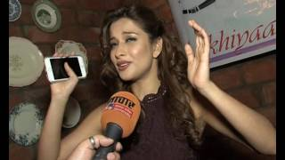 NYRA BANERJEE ! ONE NIGHT STAND FAME ! ANKHIYAN SONG ! SANDEEP SHARMA ! INTERVIEW ! SAURABH SHARMA