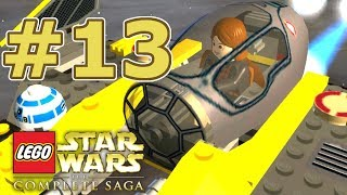 LEGO Star Wars: The Complete Saga Walkthrough - Chapter 13: Battle Over Coruscant!